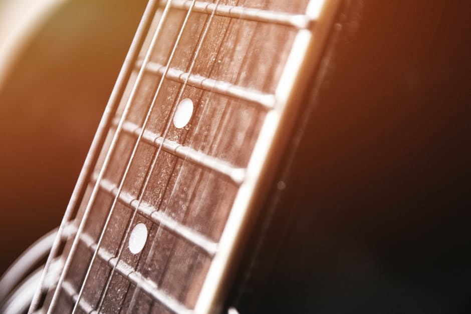 preparing to play strings frets notes acoustic notes. Black Bedroom Furniture Sets. Home Design Ideas